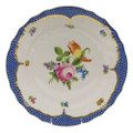 Herend Printemps with Blue Border Dinner Plate No.2 10.5 in BT-EB-01524-0-02