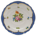 Herend Printemps with Blue Border Salad Plate No.1 7.5 in BT-EB-01518-0-01