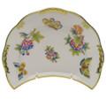 Herend Queen Victoria Crescent Salad 7.25 in VBO---00530-0-00