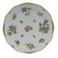 Herend Queen Victoria Round Platter 13.75 in VBO---00155-0-00