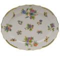 Herend Queen Victoria Turkey Platter 18 in VBO---01100-0-00