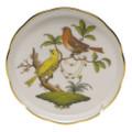 Herend Rothschild Bird Coaster No.6 4 in RO----00341-0-06
