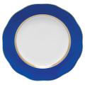 Herend Silk Ribbon Cobalt Blue Dessert Plate 8.25 in CB8---20520-0-00