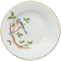 Herend Song Bird Dessert Plate No 1 8.25 in SOBI--01520-0-01