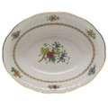 Herend Windsor Garden Oval Vegetable Dish 10 in FDM---00381-0-00