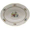 Herend Windsor Garden Oval Vegetable Dish 10 in FDM---00381-0-00