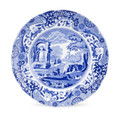Spode Blue Italian Luncheon Plate 9 in 1532764
