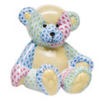 Herend Small Teddy Bear Patch 2.5 x 2.5 in PATCH115974-0-00