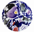 Bernardaud Marc Chagall The Hadassah Windows (1962) Coupe Salad Plate SIMEON TRIBE 8.5 in