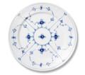 Royal Copenhagen Blue Fluted Plain Dinner Plate 10.75 in 1017202