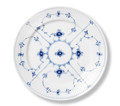 Royal Copenhagen Blue Fluted Plain Luncheon Plate 9.75 in 1017201