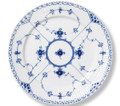 Royal Copenhagen Blue Fluted Half Lace Dinner Plate 10.75 in 1017225