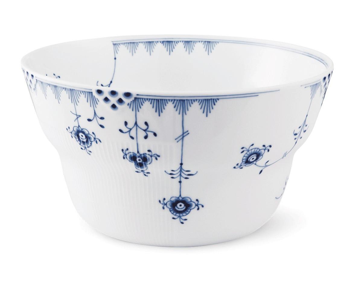 royal copenhagen blue elements bowl 3 5 qt 1017057 nehas. Black Bedroom Furniture Sets. Home Design Ideas