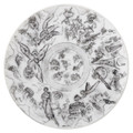 "Bernardaud Marc Chagall ""Ceiling of the Garnier Opera"" Coupe Salad Plate 8.3 in  No.6 (1963)"