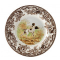 Spode Woodland Flat Coated Pointer Dinner Plate 10.5 in. 1359583
