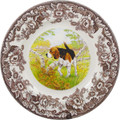 Spode Woodland Beagle Dinner Plate 10.5 in. 1403842