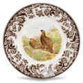 Spode Woodland Red Grouse Salad Plate 8 in. 1813337