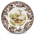 Spode Woodland Woodduck Salad Plate 8 in. 1813351