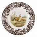 Spode Woodland Mule Deer Salad Plate 8 in. 1884955