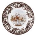 Spode Woodland Elk Salad Plate 8 in. 1381300