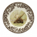 Spode Woodland Moose Bread & Butter Plate 6 in. 1535527