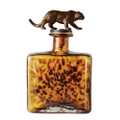 Jan Barboglio 'El Jefe' Jaguar Decanter 5.75x2.5x9.75 in 5395 295.284