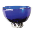 Jan Barboglio Ofelia Bowl, Azul 6.5x6.5x4.75 in 3156AZ 145.140