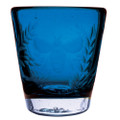 Jan Barboglio Wee-Bee Glass, Azul 3.75x3.75x4 in 3165AZ 000.72