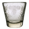 Jan Barboglio Wee-Bee Glass, Clear 3.75x3.75x4 in 3165CL 75.72