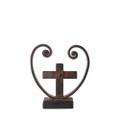 Jan Barboglio Corazon D'Cruz Cross 4x2x4 in 7239