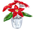 Swarovski 2017 Poinsettia small 1.6x1.75x1.6 in 5291023