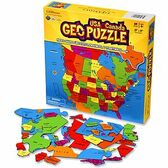 Geopuzzle - USA & Canada