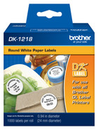 Brother dk1218 printer labels