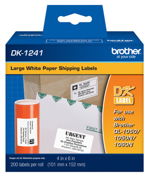 Brother dk1241 printer labels
