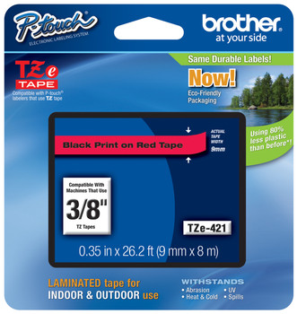 Brother TZ-421 p-touch tape