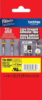 Brother TZ-S661 p-touch labels