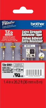 Brother TZ-S961 p-touch labels