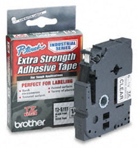 Brother tzs111 Flexible Label Tape