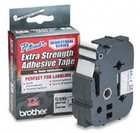 Brother tzs155 extra strength label tape