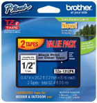 Brother TZ-1312PK two pack
