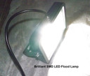 Brilliant SMD LED Flood Lamp.