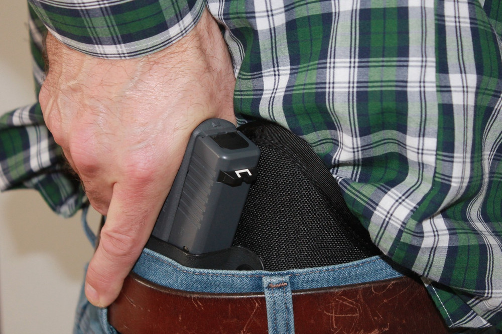 Comfort, security and speed are all wrapped into one unbeatable holster solution with the Glock 19 and TRR IWB concealed carry system.