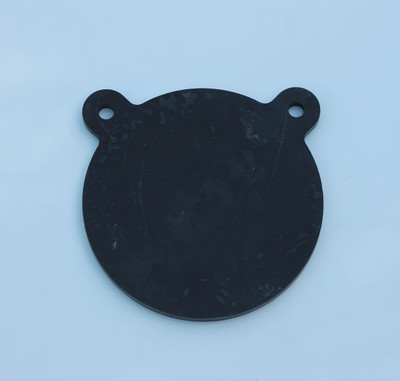 "8"" AR500 Steel Shooting Target Gong in 3/8"" thickness"