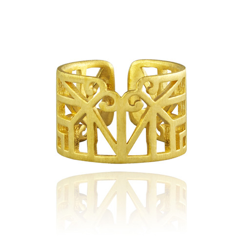 Bokeo Ring - Gold