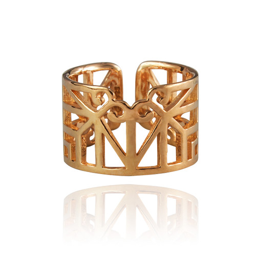 Bokeo Ring - Rose Gold