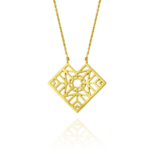 Bokeo Necklace - Gold
