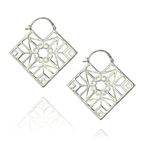 Zefyr Bokeo Earrings Sterling Silver lxtWHdkm