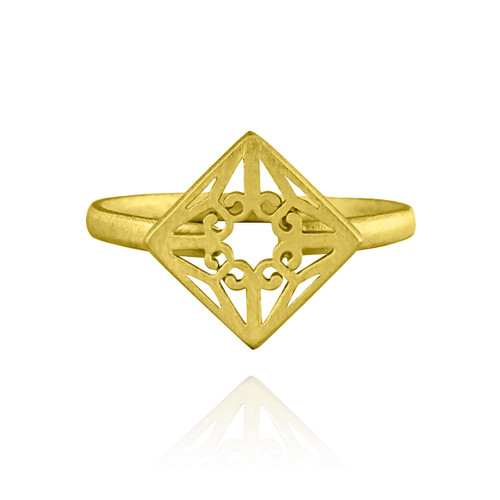 Lao Ring - Gold