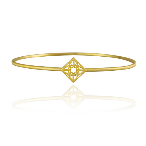 Lao Bangle - Gold