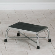 Chrome Extra Wide Bariatrics Step Stool
